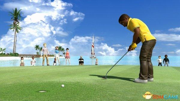 《新大众高尔夫》5月底内测 玩家需提前申请资格
