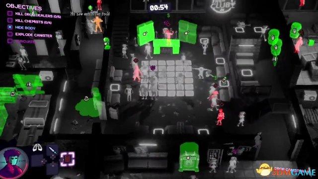 再次加入谋杀狂欢派对!《疯狂派对2》试玩视频