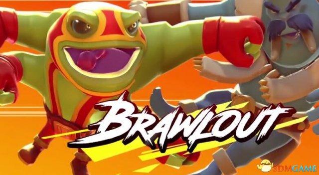 卡通风格格斗游戏《Brawlout》登陆steam抢先体验