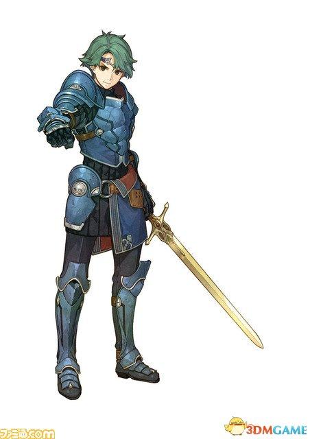 传奇再开 3DS《火焰纹章回声:另一个英雄王》发卖
