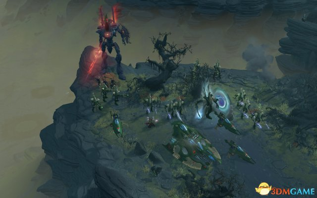 《战锤40K:战争黎明3》单人战役IGN暂时7.2分