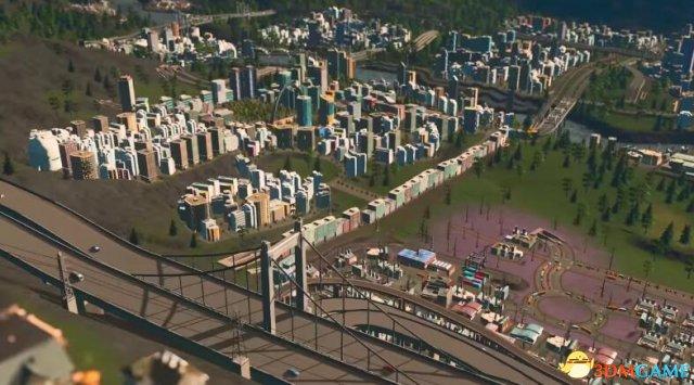 城市模拟游戏《城市:天际线》今登Xbox One平台