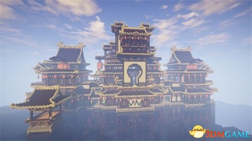 《我的世界》建筑大赛收官 神作频出定义中国想象力