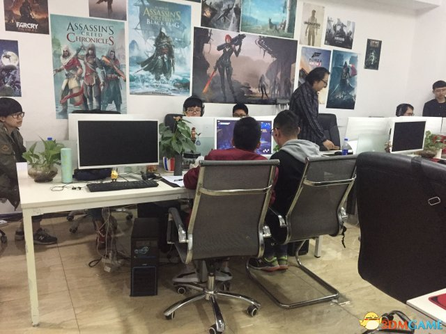 《光明重影》举办最终试玩活动 游戏即将公布发售