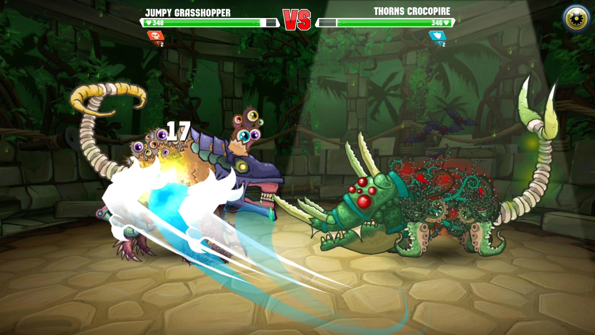 变异战斗大赛2 游戏截图