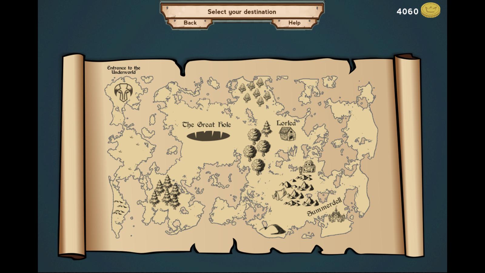 恩洛儿之战 游戏截图
