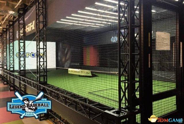 日本最大号街机框体卡普空《传奇棒球》正式公开