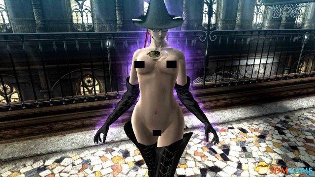 猎天使魔女 贴图果体MOD第三弹