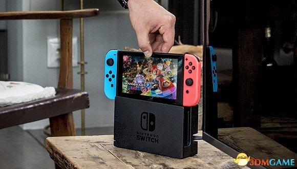 外媒评测NintendoSwitch:充满潜力 未知和可能性