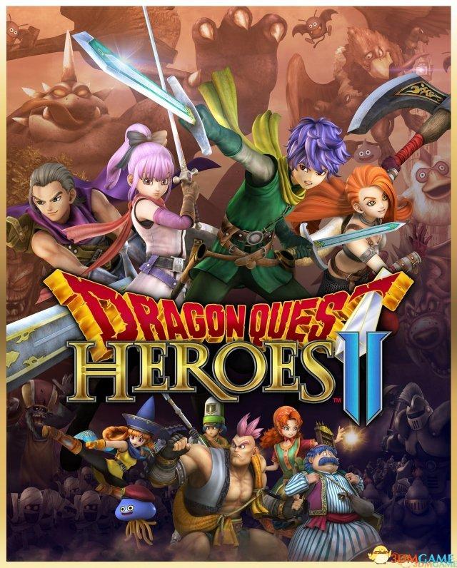 《勇者斗恶龙:英雄2》PC中英文版Steam正版分流