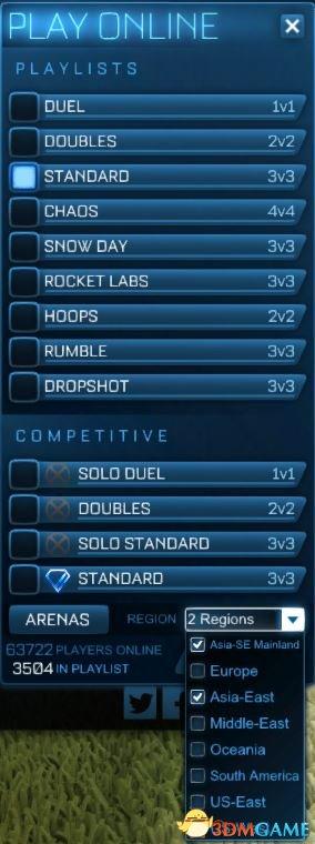 火箭联盟新手基础操作技巧攻略 火箭联盟怎么玩