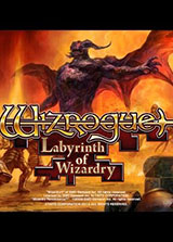 Wizrogue:巫术迷宫 英文硬盘版