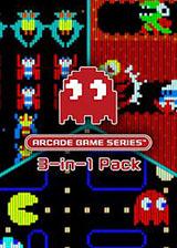 街机游戏3合1 英文硬盘版