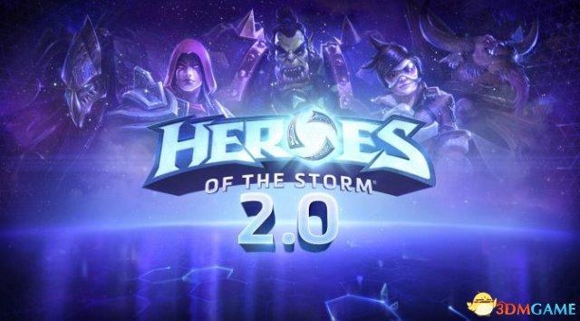 <b>《风暴英雄》2.0上线 加入全新进度系统以及源氏</b>