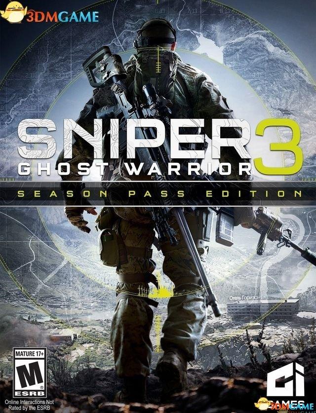 狙击手:幽灵战士3 图文攻略 全章节流程全收集攻略