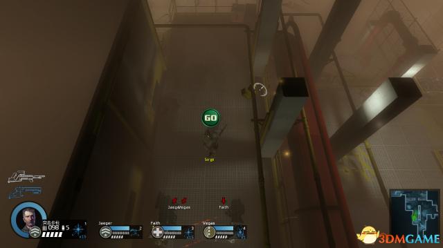 《Alien Swarm:Reactive Drop》评测 外太空版求生之路
