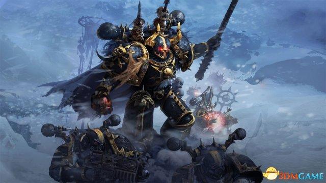满屏骷髅吓尿 《战锤40K:战争黎明3》4K截图发布