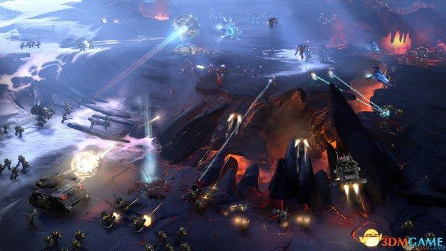 《战锤40K:战争黎明3》PC官方中文免安装版发布