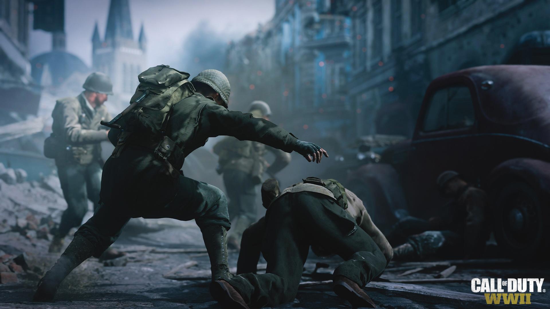 使命召唤14:二战 游戏截图