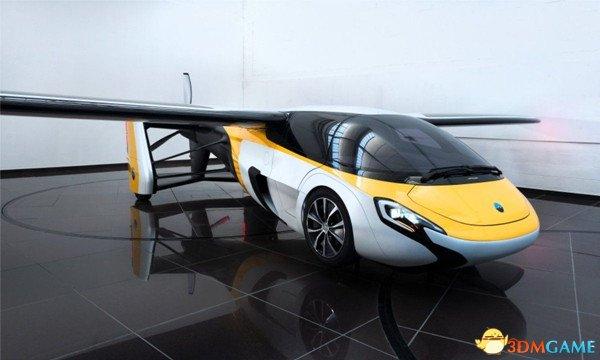 最早2019年年内接受预定 全球首款飞行汽车推出