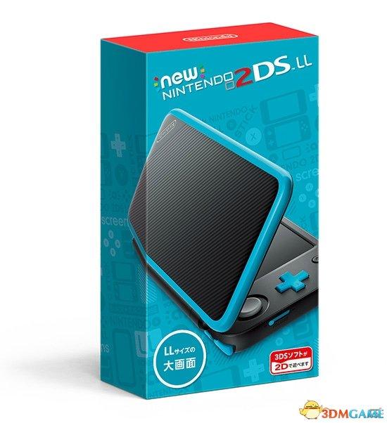 任天堂公布新游戏掌机New,DS系再火一波