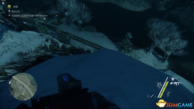 《狙击手3幽灵战士》3DMGAME详细评测 City扛鼎之作