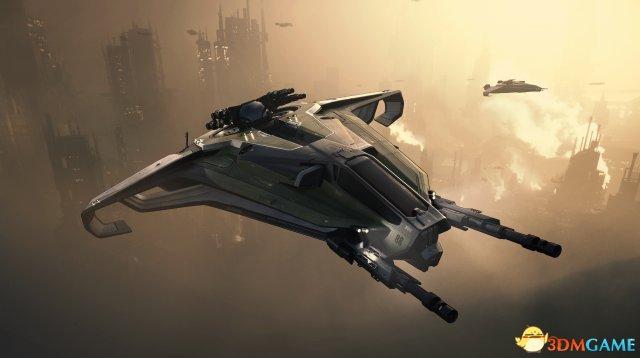 《星际公民》众筹破1.66亿 公布新飞船与大量截图