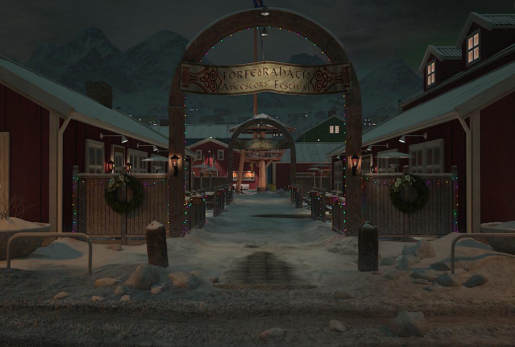 南希朱尔:黑暗之海 游戏截图