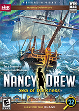 南希朱尔:黑暗之海 英文硬盘版