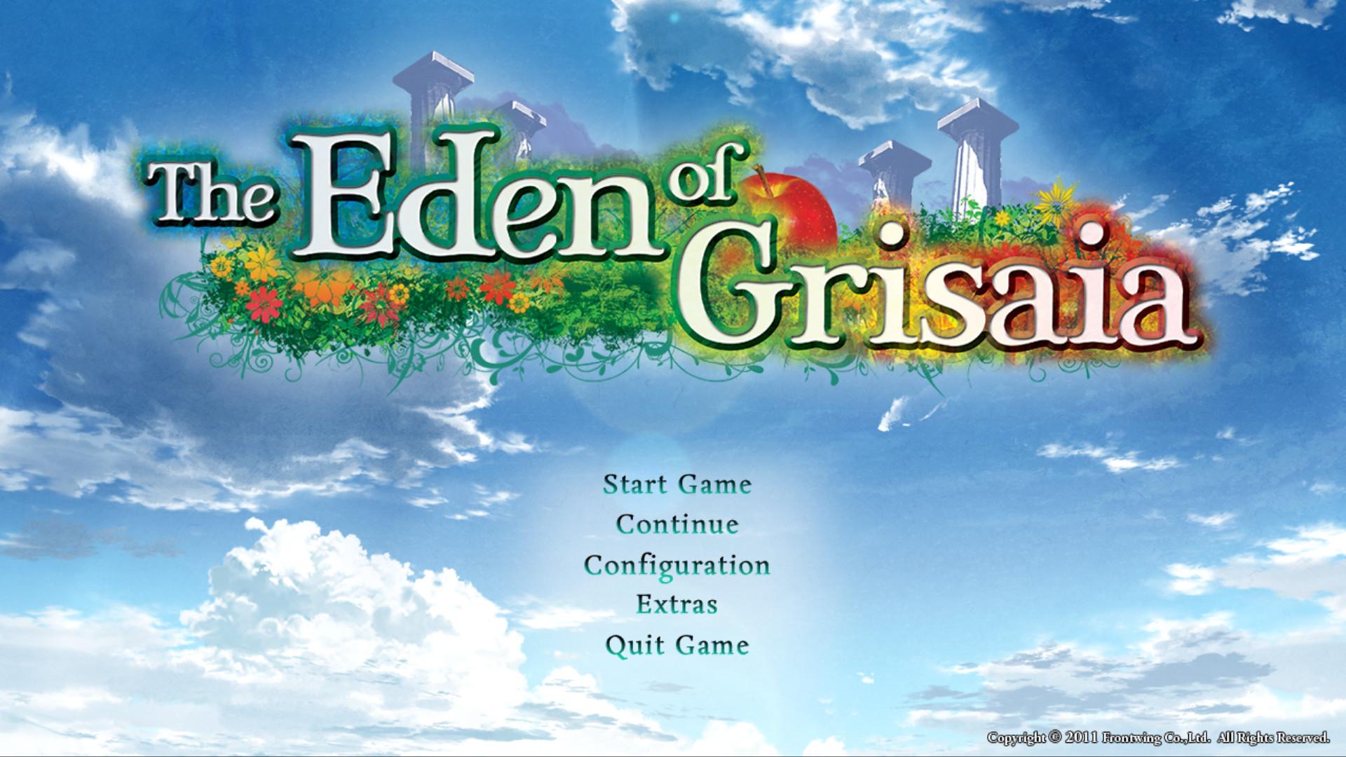格雷西亚的伊甸园 游戏截图