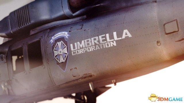 《生化危机7》 保护伞为啥变蓝色 周边手册解释缘由
