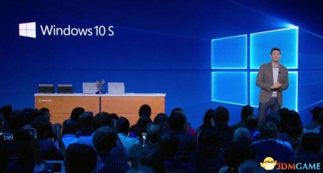 微软Windows 10 S杀手锏反成最大败笔!不忍直视
