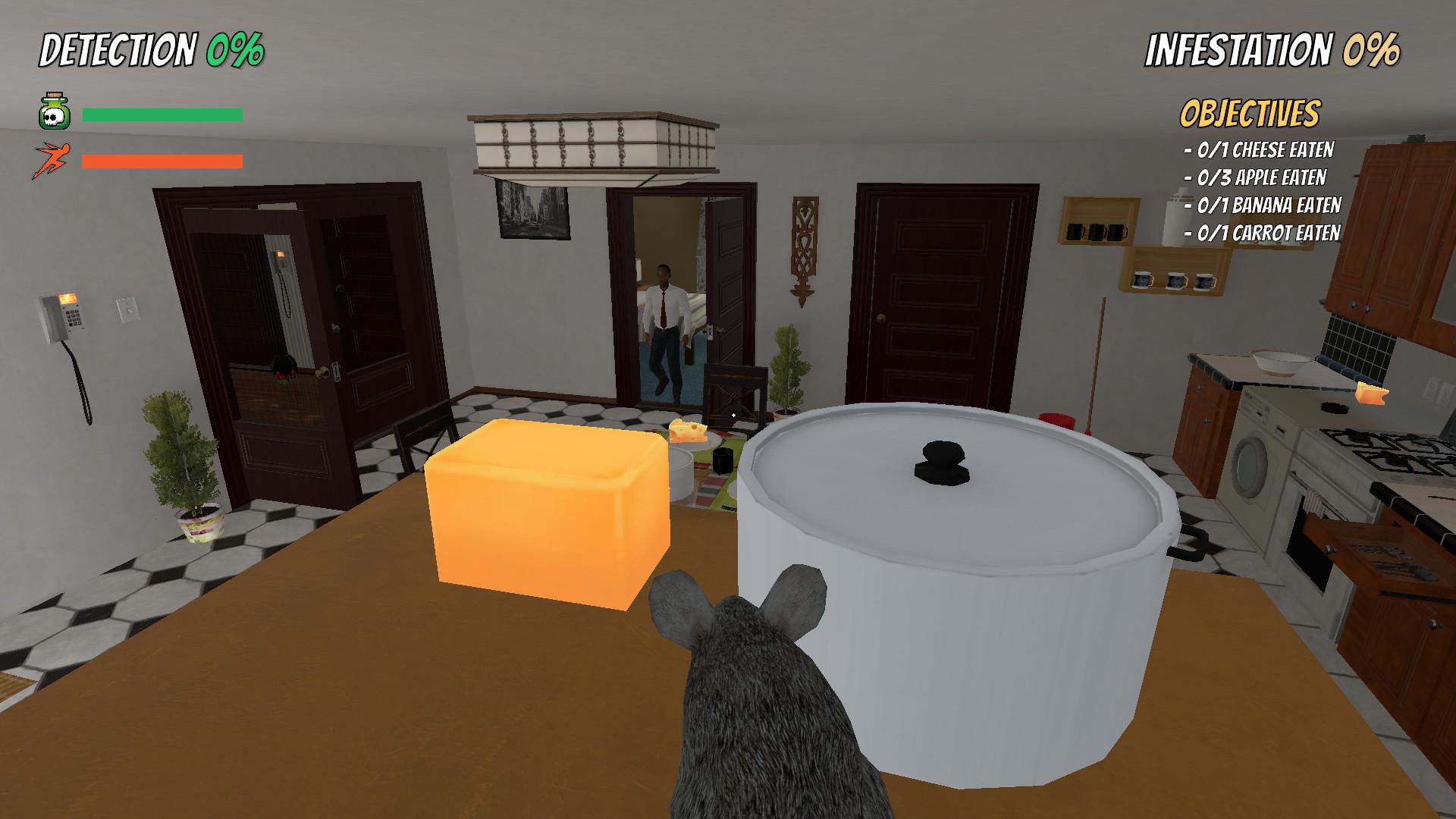 老鼠模拟器 游戏截图