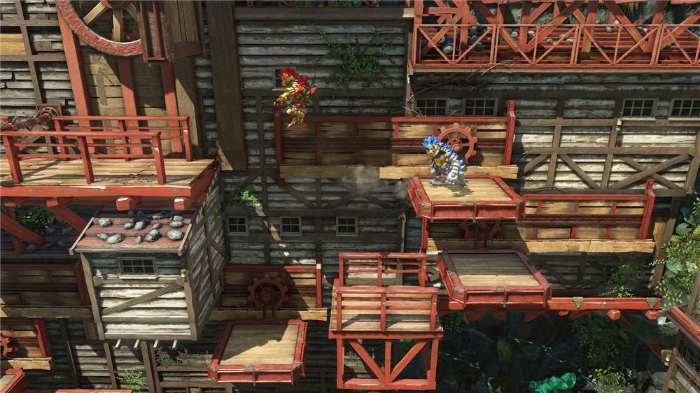 纳克2 游戏截图