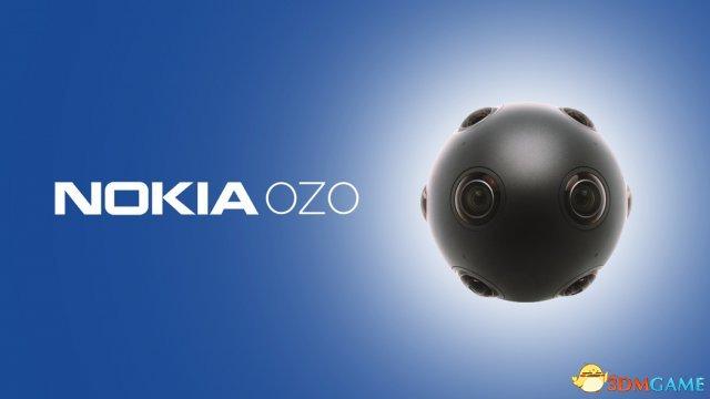 诺基亚360度相机OZO加入《星战制作现场VR》计划