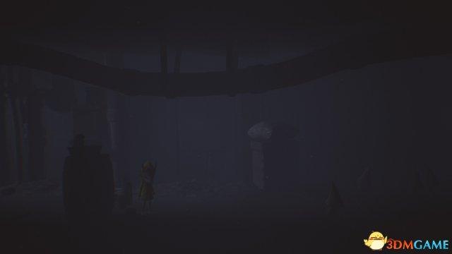 场景实在太暗