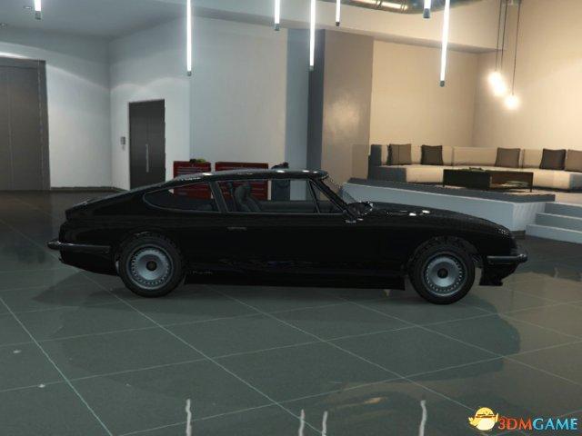 GTA5经典跑车大全 GTA5经典跑车游戏造型与原型对比