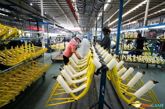 <b>中国共享单车这么火 但自行车制造商却开心不起来</b>