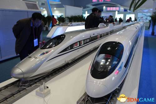 <b>英媒评中国高铁 中国将会打造出最快的子弹列车</b>