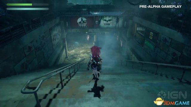 《暗黑血统3》首部实机展示 12分钟精彩动作集锦