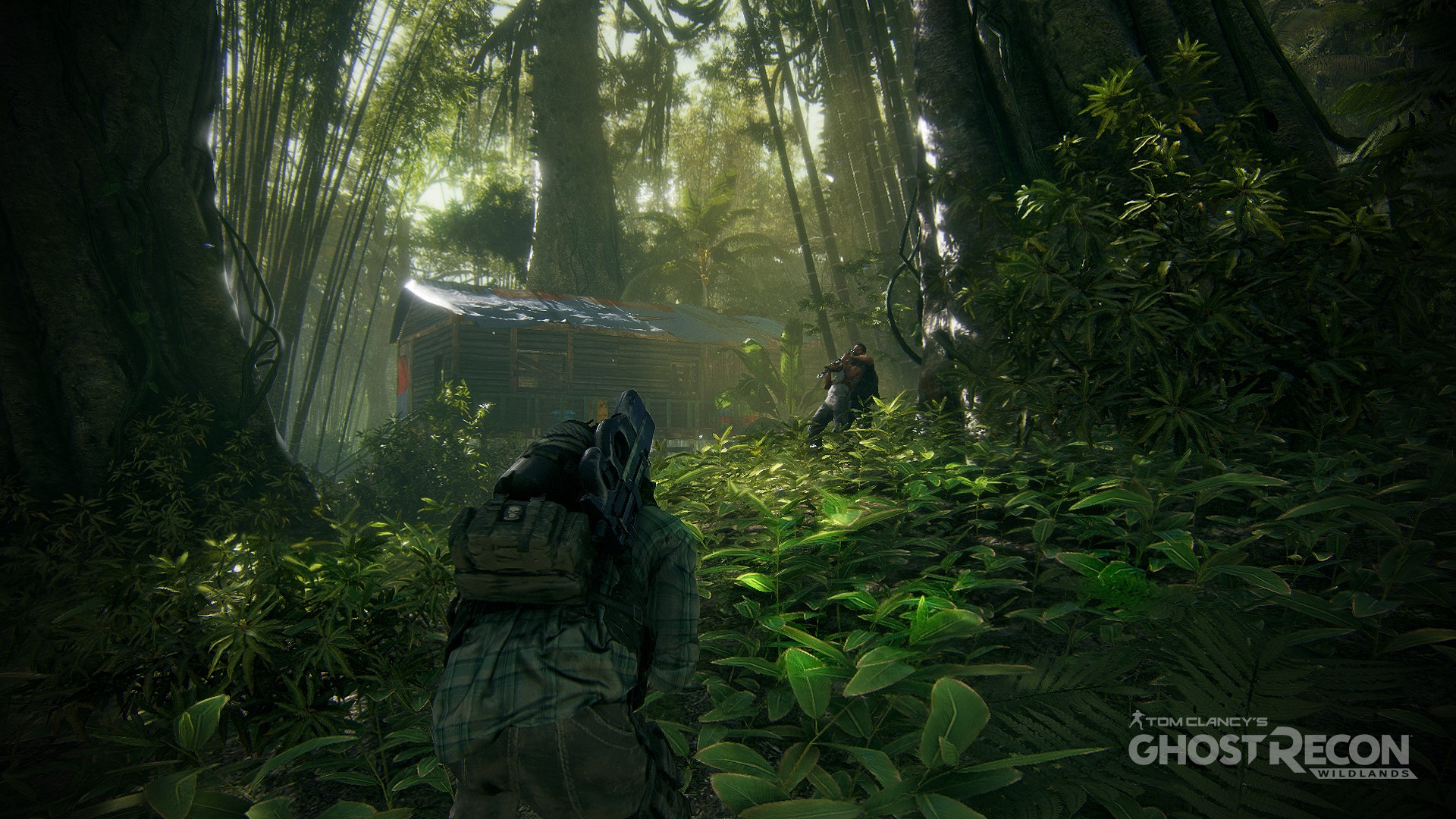 幽灵行动:荒野 全武器全配件完美存档