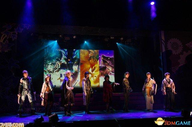 《遥远的时空中6 幻灯轮舞曲》最新舞台剧预演直击