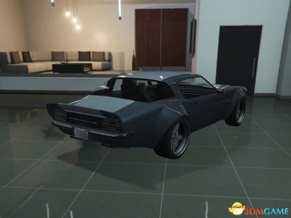 GTA5美式肌肉车大全 GTA5肌肉车游戏造型与原型对比