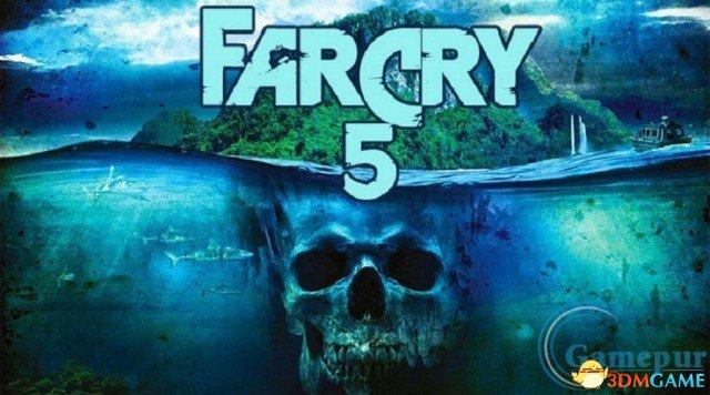 传《孤岛惊魂5》将是西部风格 2019年9月发售