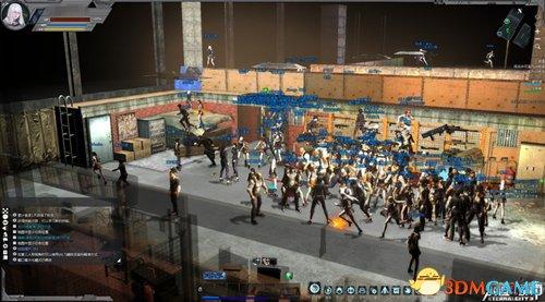 热浪来袭 《永恒都市3》二测正式开服火爆整个五月