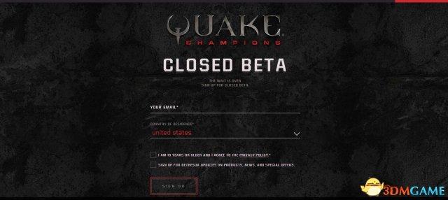 雷神之锤冠军Beta测试申请教程 B测资格申请方法