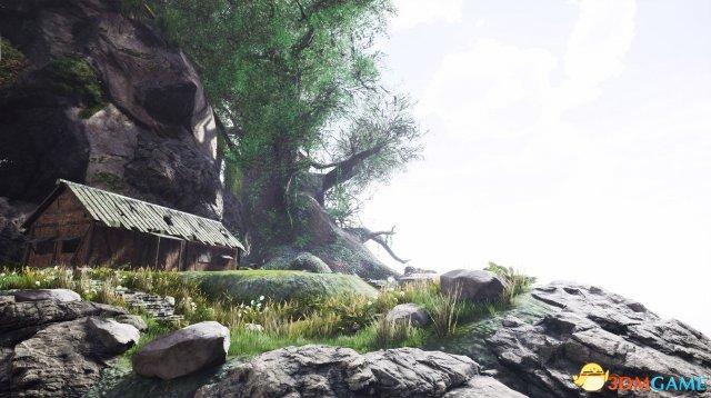 虚幻4重制版演示视频公布