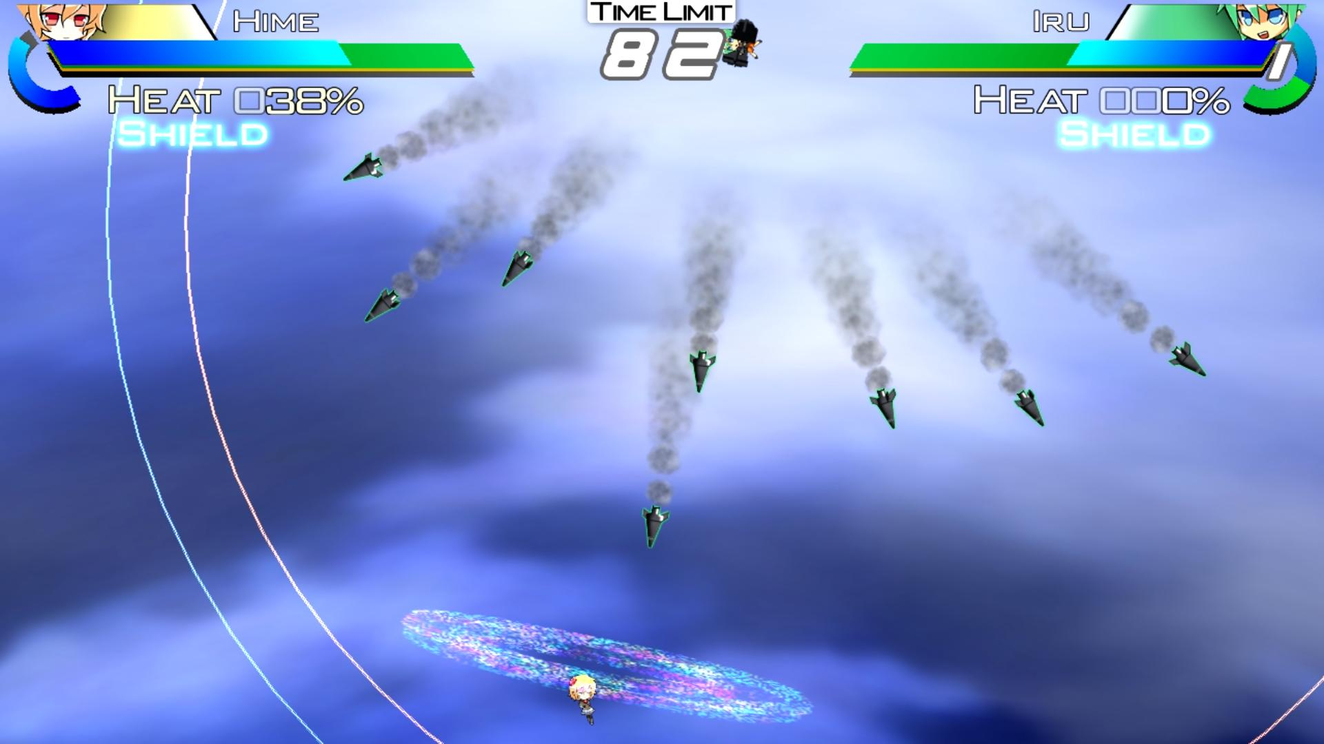 橙汁同人游戏X版HD 游戏截图