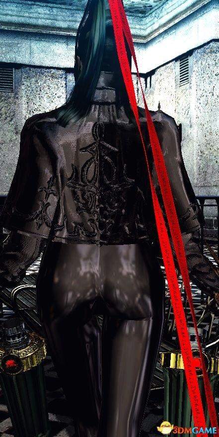 猎天使魔女 贝姐搜查官皮衣MOD