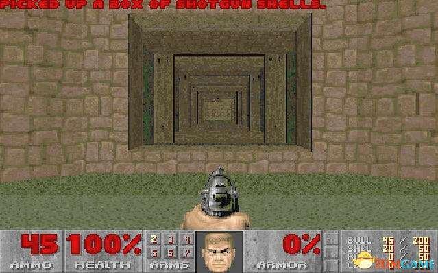 《DOOM》游戏截图